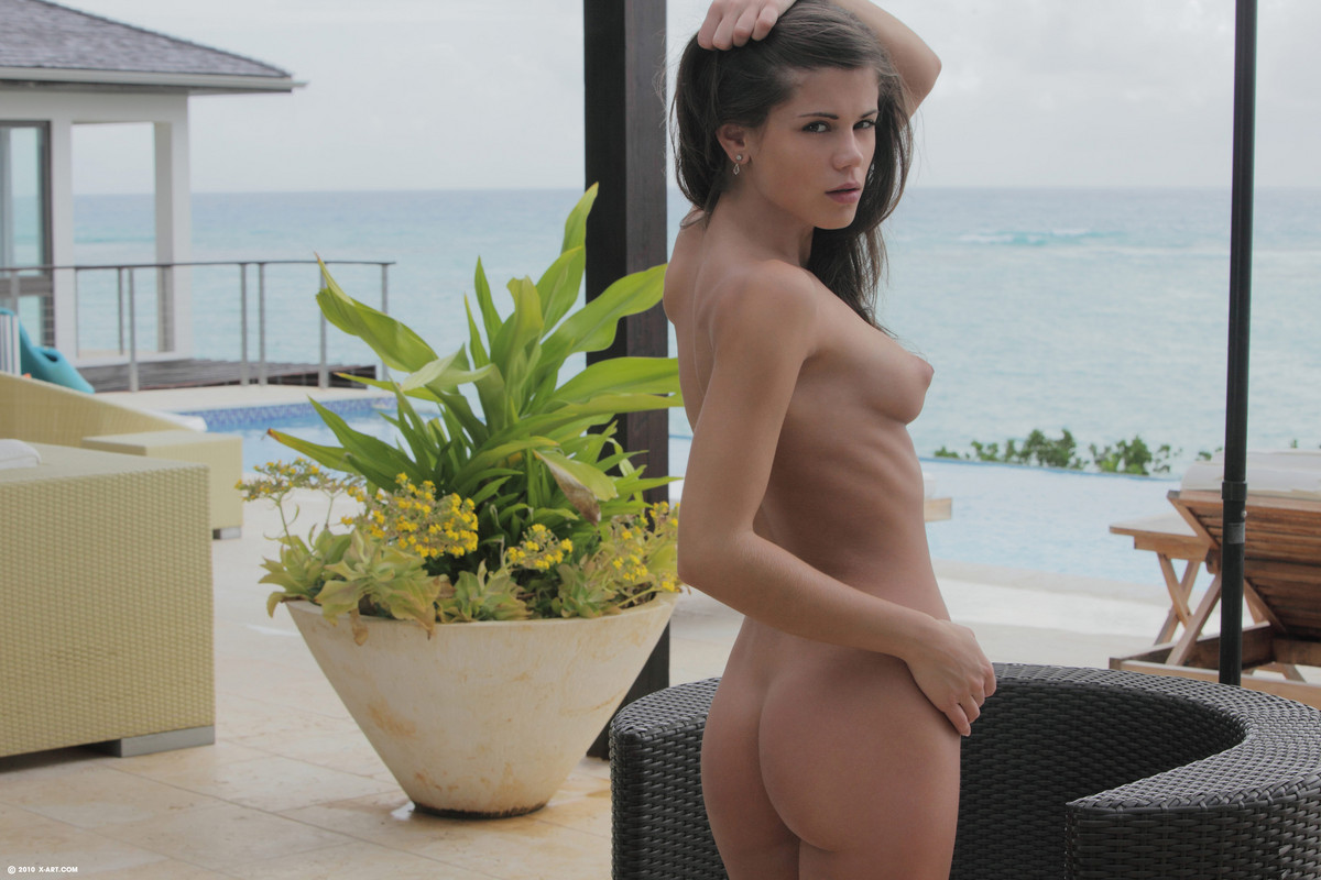 Teen girl linda virgen apretada desnuda