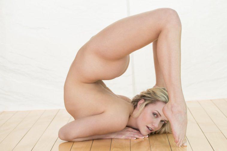 X-Art Hello Mia Malkova Jumping on the Bed 1