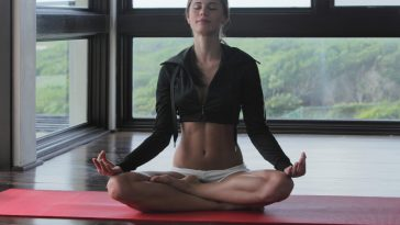 X-Art Caprice Sexy Yoga Cutie 1