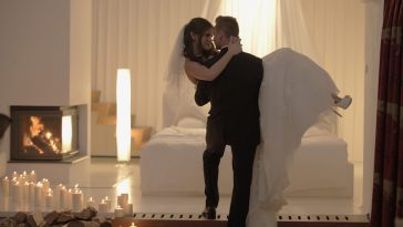 X-Art Marry Me Caprice - Wedding Night Sex Video 1
