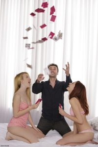 X-Art Ashley S & Sammy in Go Fish With James Deen 2
