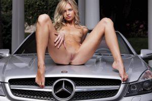 X-Art Francesca Auto Erotica 13