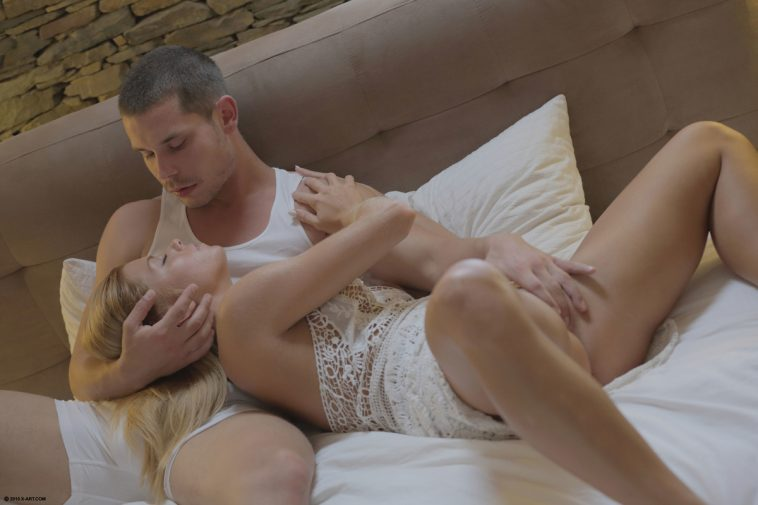 X-Art Chrissy Fox in Freckle Faced  Fox with Jake 9