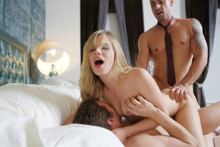 Colette Presents Jillian in The After After Party with Ryan & Xander 17