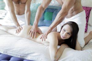 Colette Presents Aidras Ultimate Sexual Fantasy with Michael Vegas & Jean Val Jean 4